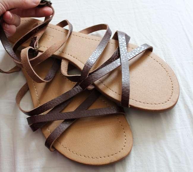 Vlotte schoenen voor steunzolen
