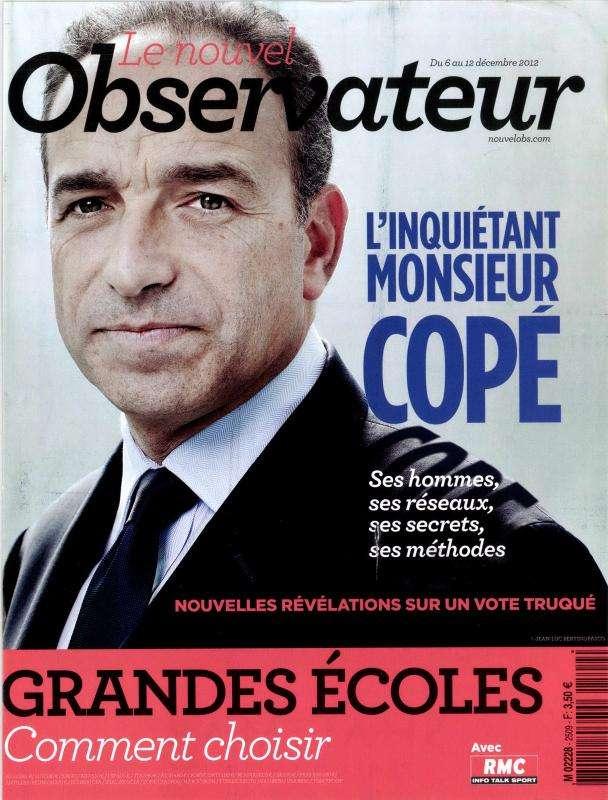 Le Nouvel Observateur N°2509 du 06 au 12 Décembre 2012