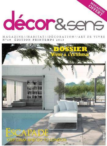 Decor & Sens Printemps 2013