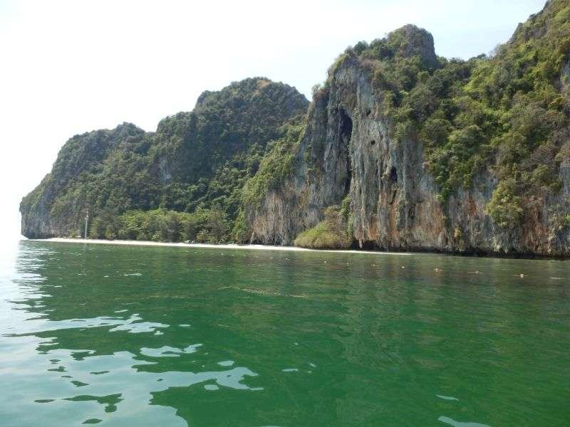 der Strand auf Koh Lao Liang