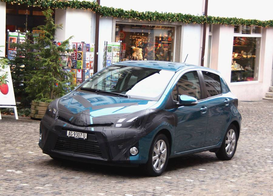 toyota yaris hybride page 19 forum prius touring club. Black Bedroom Furniture Sets. Home Design Ideas