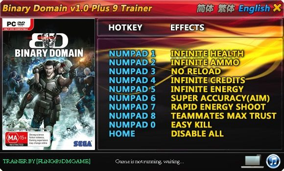 20120501112153 Binary Domain +9 Trainer
