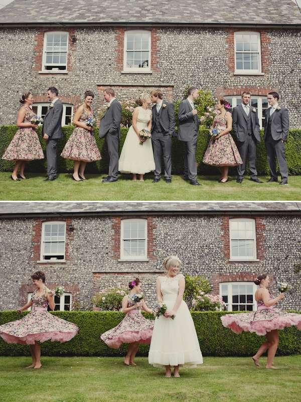 Hey Look Loving Vintage Weddings