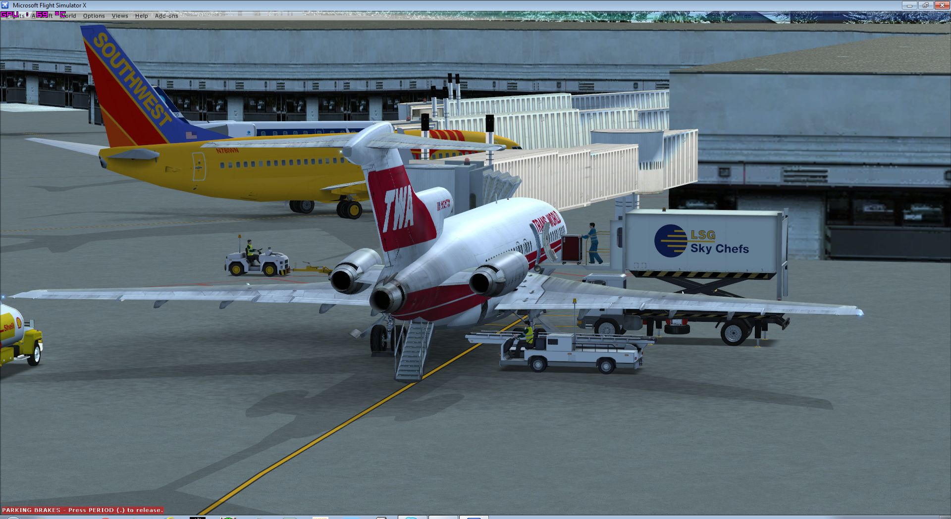 CAPTAIN SIM FORUM - Pushback and more for all planes, at all