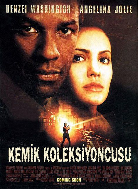 Kemik Koleksiyoncusu - 1999 BRRip XviD - Türkçe Dublaj Tek Link indir