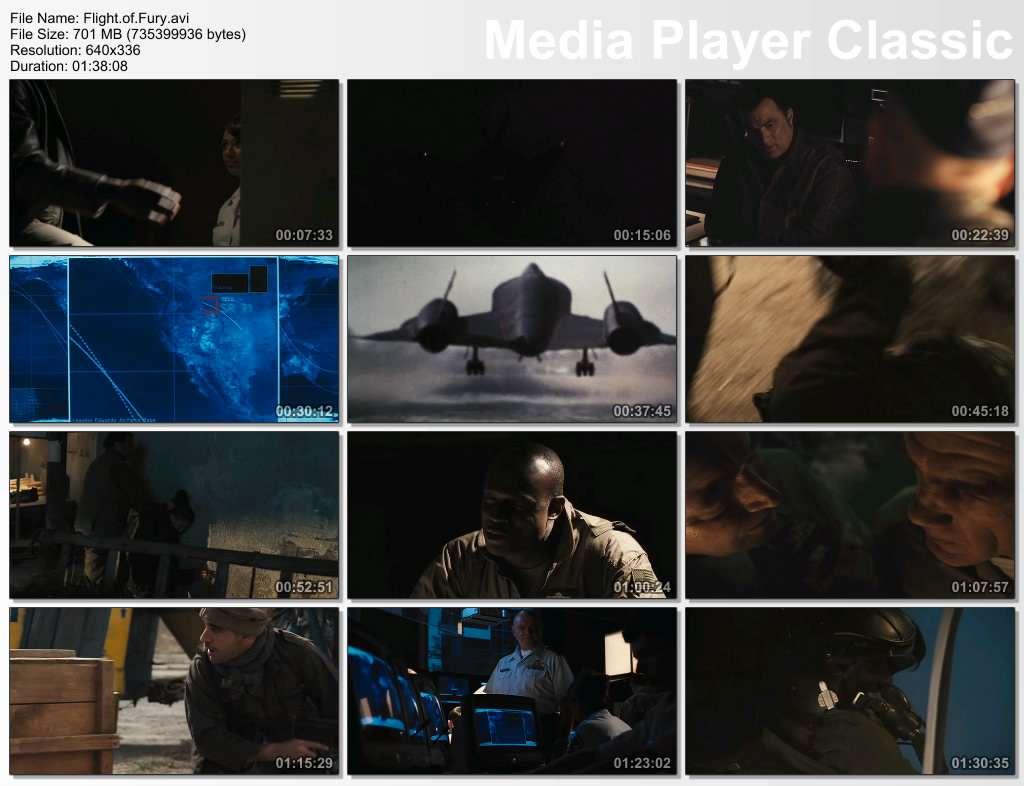 Flight of Fury - 2007 DVDRip XviD - Türkçe Dublaj Tek Link indir